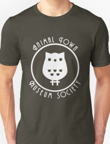 Animal Town Museum Society T-Shirt