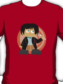 Doctor Blocks (2nd Doctor) T-Shirt