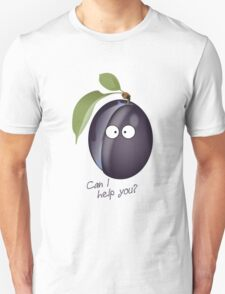 Prune Unisex T-Shirt