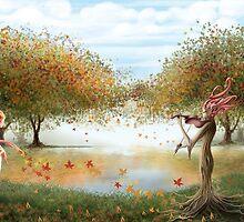 Autumn Fairytale by nikoxil