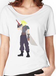 Cloud Strife Women's Relaxed Fit T-Shirt