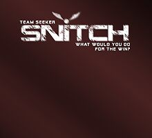 SNITCH - Team Seeker by amanoxford