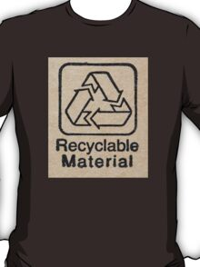 Recyclable Material T-Shirt