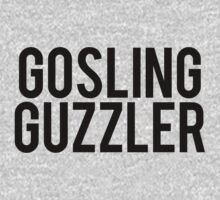 Ryan Gosling Tee, Gosling Guzzler by Marrymytelly