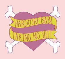 Hardcore Babe by Elliot Parker