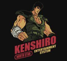 Kenshiro by Baznet