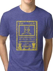 Ancient Mew Tri-blend T-Shirt