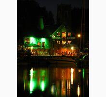Isaacs at Night, Neptune Quay, Ipswich Unisex T-Shirt