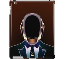 Daft Portrait 2 iPad Case/Skin