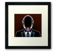 Daft Portrait 2 Framed Print