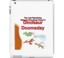 Ultimate Mega Dinosaur Squad X iPad Case/Skin