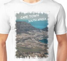 CAPE TOWN, SOUTH AFRICA - KAAPSTAD SUID AFRIKA! Unisex T-Shirt