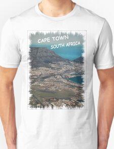CAPE TOWN, SOUTH AFRICA - KAAPSTAD SUID AFRIKA! T-Shirt
