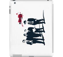 News Team iPad Case/Skin