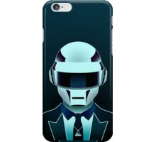 Daft Portrait 1 iPhone Case/Skin