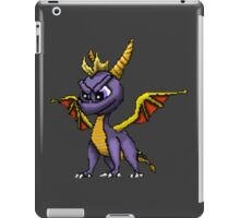 Spyro Pixelated iPad Case/Skin