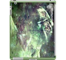 alien supermarket sign iPad Case/Skin