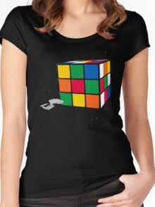 Solving is Futile Women's Fitted Scoop T-Shirt