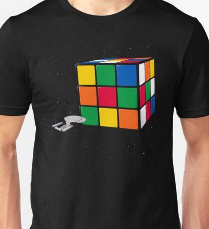 Solving is Futile Unisex T-Shirt