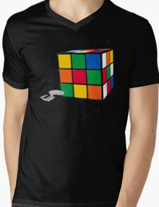 Solving is Futile Mens V-Neck T-Shirt