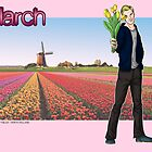 CumberCalendar | March by Kialna