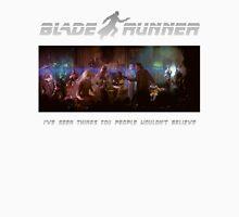 Blade Runner - I've seen things Unisex T-Shirt