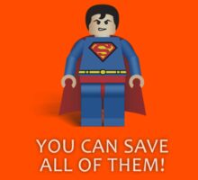 Man of Steel - You Can Save All of Them by chubbyblade