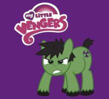My Little Venger: Hulk by SoreLoser