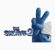 the smurfs 2 T-Shirt