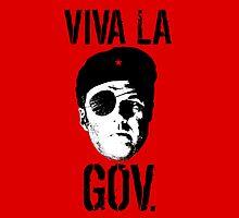 Viva la Governor by huckblade