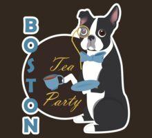 The Boston Tea Party by andromacke