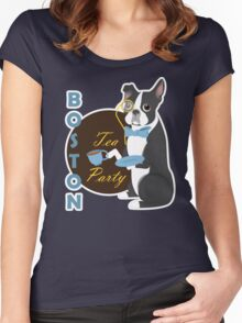 The Boston Tea Party Women's Fitted Scoop T-Shirt