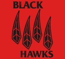 Blackhawks Flag Shirt by creationfactory