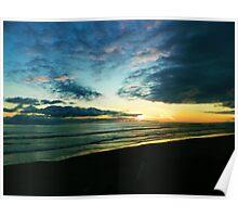 Kalaloch Sunset Poster