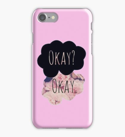 The Fault In Our Stars Tumblr Rose iPhone Case/Skin