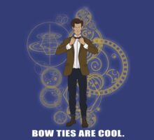 Doctor Who - Bow Ties are Cool by Oliver Fox