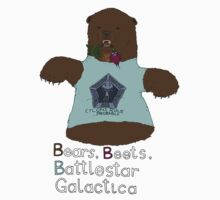 bears, beets, battlestar galactica by bpitkin1812