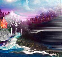 Fey Landscape by Patricia Motley