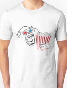 Cinema for Monkeys Unisex T-Shirt