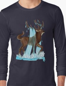 E is for Eikthyrnir Long Sleeve T-Shirt