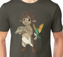 F is for Faun Unisex T-Shirt