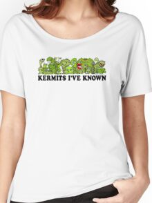 Kermits I've Known Women's Relaxed Fit T-Shirt