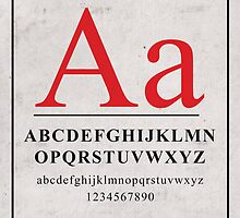Times New Roman by modernistdesign