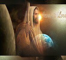 Jesus Is Lord by Rue McDowell