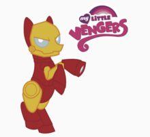 My Little Venger: Iron Pony by SoreLoser