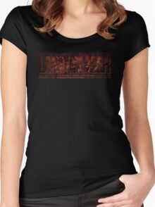 Land Cruiser - Play Dirty Women's Fitted Scoop T-Shirt