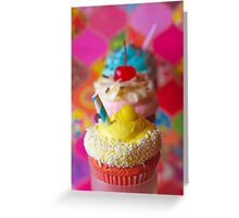 Cirque du Cupcake Greeting Card