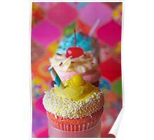 Cirque du Cupcake Poster