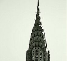 the chrysler building by natalie angus