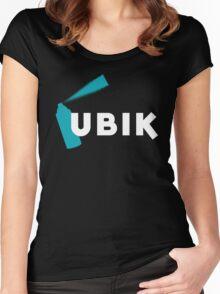 Ubik Philip K Dick Shirt Women's Fitted Scoop T-Shirt